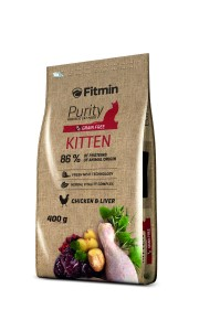 Fitmin Cat Purity Kitten 0,4 kg