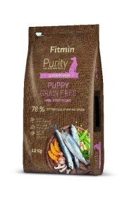 Fitmin Purity Grain Free Puppy Fish 2 kg