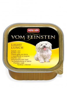 Animonda VF Light Lunch 150g indyk i ser – dla psa