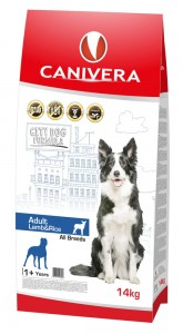 Canivera Adult Lamb&Rice All Breeds 14 kg